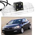 1PCS CCD Car Parking Reverse Rear View Backup Camera For Hyundai Accent