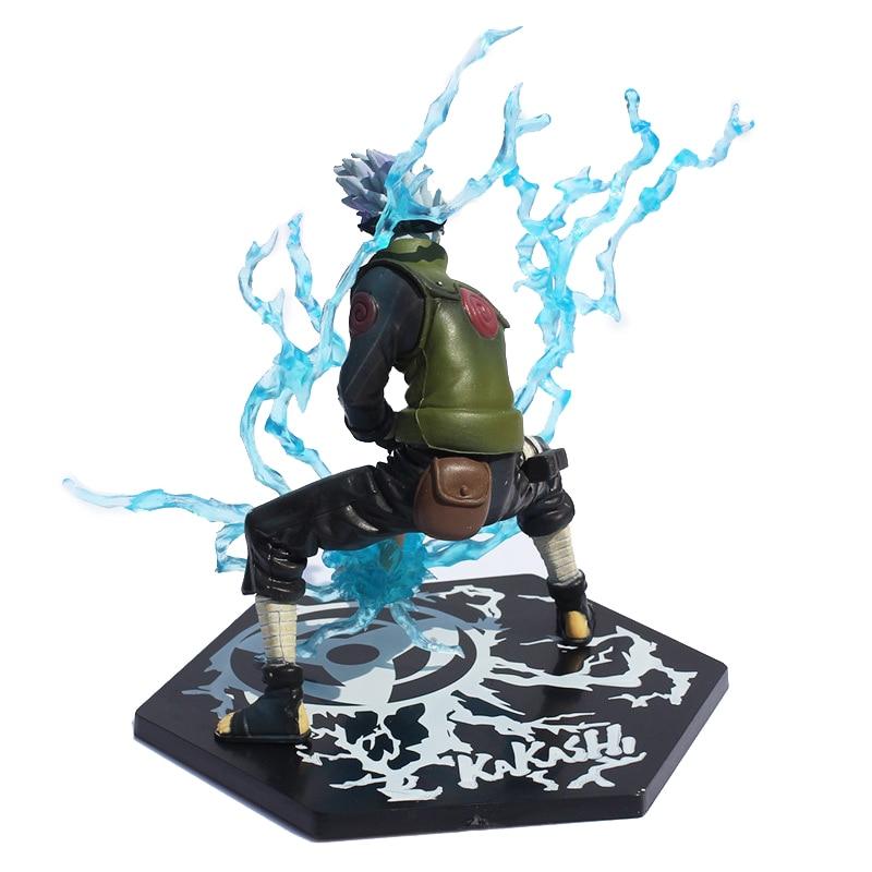Cool Naruto speelgoed Kakashi Sasuke Action Figure speelgoed Anime - Speelfiguren - Foto 6