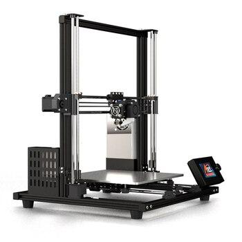 Anet ET4 A8 plus Kit de Impressora 3D DIY Tamanho da Impressão 220 * 220 * 250mm Quadro de Liga de Alumínio de Alta Precisão Impressora 3D FDM com Filamento 3D 1