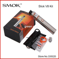 Original smok kit palo v8 con 5 ml tfv8 grande tanque del bebé 3000 mah Stick Batería Vape con V8 V8 Baby-M2 Núcleo de Llenado Superior sistema