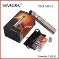 Original smok kit vara v8 com 5 ml tfv8 grande tanque do bebê 3000 mah Vara Bateria Vape com V8 V8 Baby-M2 Núcleo de Enchimento Superior sistema