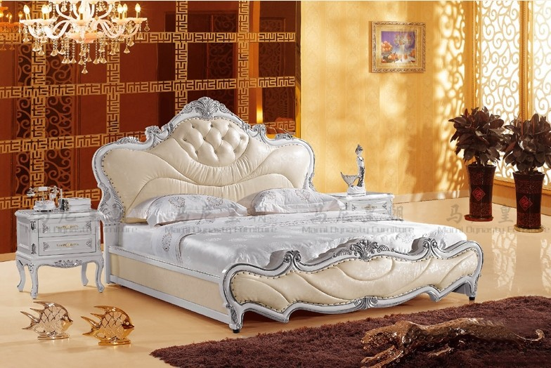 World Famous Luruxy Home Bedroom Furniture Sets Modern Royal