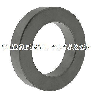 Dark Gray Toroidal Core Transformer Power Inductor Ferrite Ring 102mmx65mmx20mm toroidal transformer 32mm inner diameter ferrite core as200 125a black