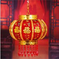Creatieve Festival Lantaarn led licht kristal bruiloft decoratie lantaarns diy lantaarn handgemaakte plastic folk ambachten