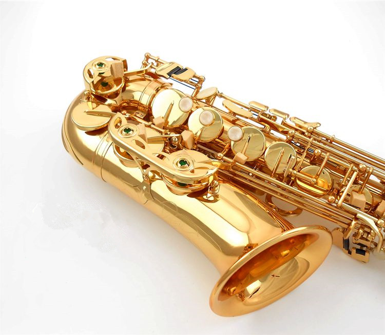 Wholesale-Brand Professional E Flat Sax Alto Saxophone  Henri Saxfone E Flat Musical Instruments dhl ups free professional saxophone e flat sax alto france henri selmer alto saxophone 802 saxfone top musical instruments