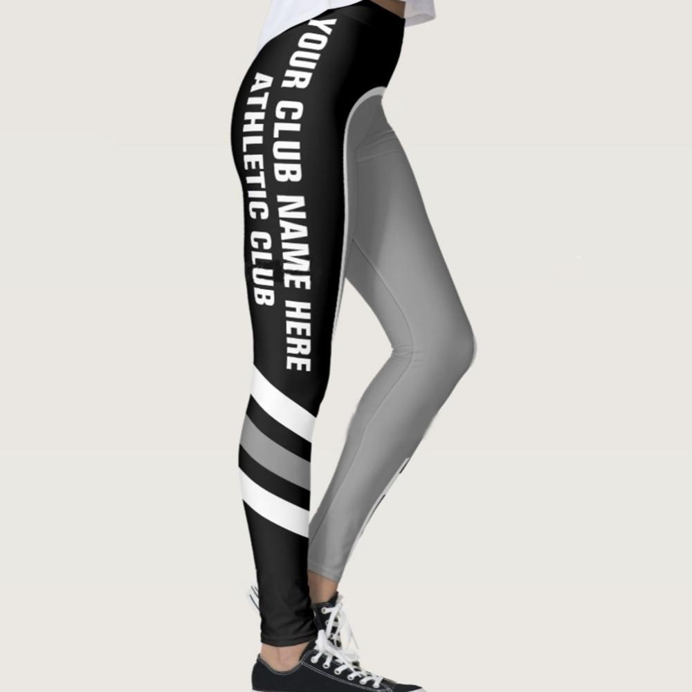 Quickitout Fashion Workout Women Leggings Fitness Athleisure Clothing Digital Printed Leggings High Waist Jeggings S-4XL