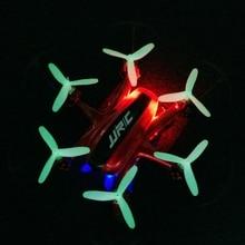 Lumineux Hélices Pour Jjrc H20 Cx-10 Cx-10a Cx-10c Cx-12 Rc Drones Lames Hélicoptère Accessoires Pièces De Rechange Quadcopter Kits