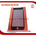 Стекло с Рамкой ЖК Ламинирование мягкая силиконовая подушка Форма для Iphone 5 5 Г 5S 5С силикагеля формы клейкой пены мат джиг