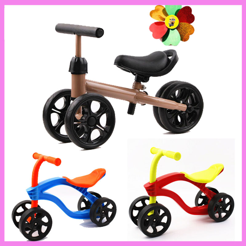 Folding Baby Tricycle Bike Ride Driving Car Stroller Toddler Walker Assistant with Wheel Balance kids Bike Bicycle 2~5 Y child drift trike 4 wheels walker kids ride on toys for 1 3 years tricycle outdoor driver