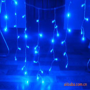 Christmas decoration lights 120 4 meters flasher decoration lantern led ice bar lamp led flasher string light
