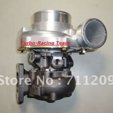 GT35-2 Турбокомпрессор T A/R. 63 C A/R. 70 T3 масляный Турбокомпрессор 5 болтов
