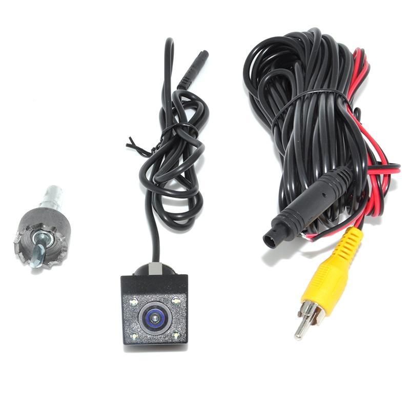 Kuum auto tahavaatepeegel Kaamera tagumine kaamera tagurpidi kaamera - Autode Elektroonika - Foto 2