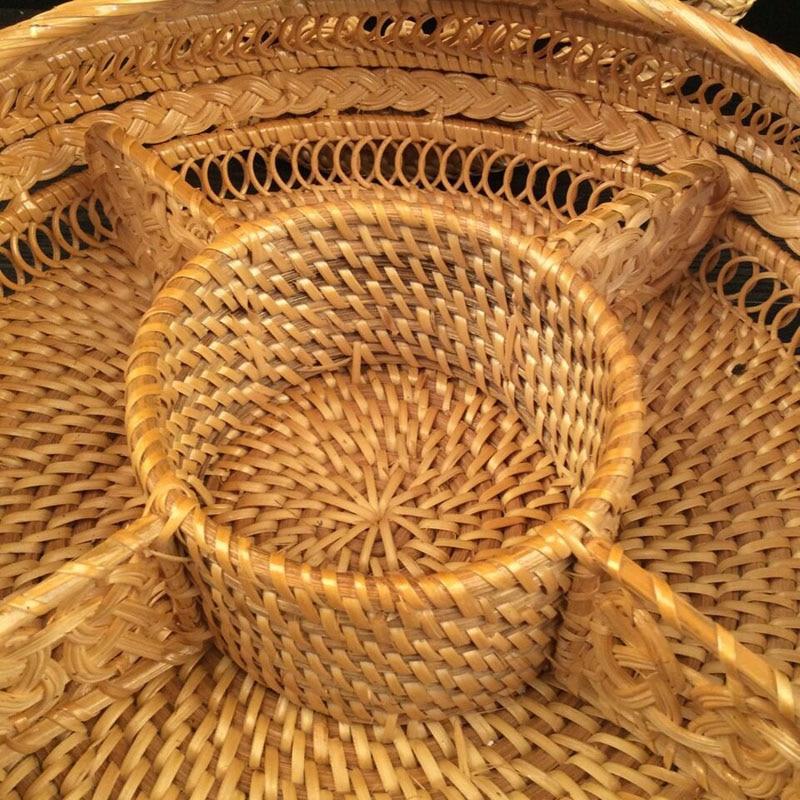 Вьетнам Осень из ротанга пуэр чай - Организация и хранения в доме - Фотография 6