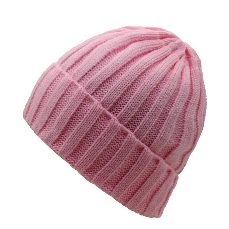 قبعة صوف رجالي دافئة 6