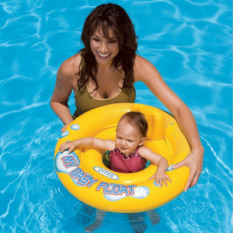 Swimming Pool & Accessories Summer Swimming Pool Accessories Children Baby Kids Mother Inflatable Swim Ring Swimming Pool Float Water Seat Chair Fun New Hot To Suit The PeopleS Convenience Swimming Pool