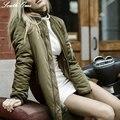 Camo militar Longo Casaco parka mulheres Casacos jaqueta de inverno das Mulheres do Sexo Feminino dames winterjassen 2016 puchowa kurtka