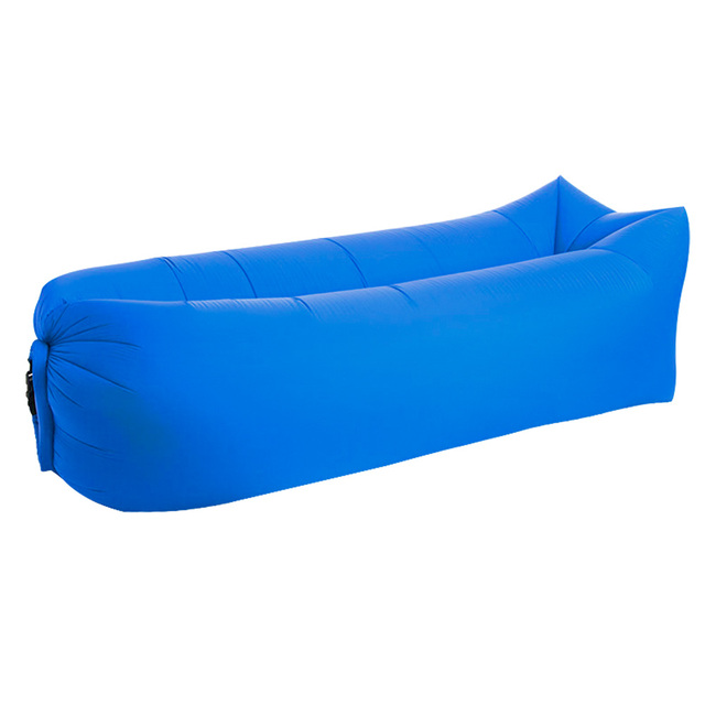 Image Is Loading Fashion Inflatable Air Sofa Bed Lazy Sleeping Bag