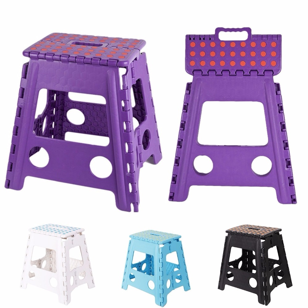 Astounding Us 14 99 30 Off 15 Inch Folding Step Stool Super Strong Plastic Stools Portable Step Stool For Kids 3 In Stools Ottomans From Furniture On Ibusinesslaw Wood Chair Design Ideas Ibusinesslaworg