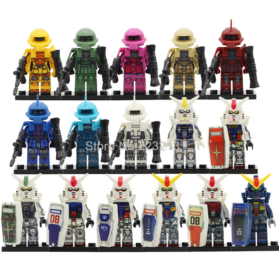 Best Top Robots Building Blocks Set List And Get Free Shipping