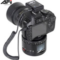 AFI MA2 360 промежуток времени видео Камера ротатор панорама штатива светодиодный для Canon <font><b>Nikon</b></font> sony DSLR телефон 360 Gopro timelapse панорамирование