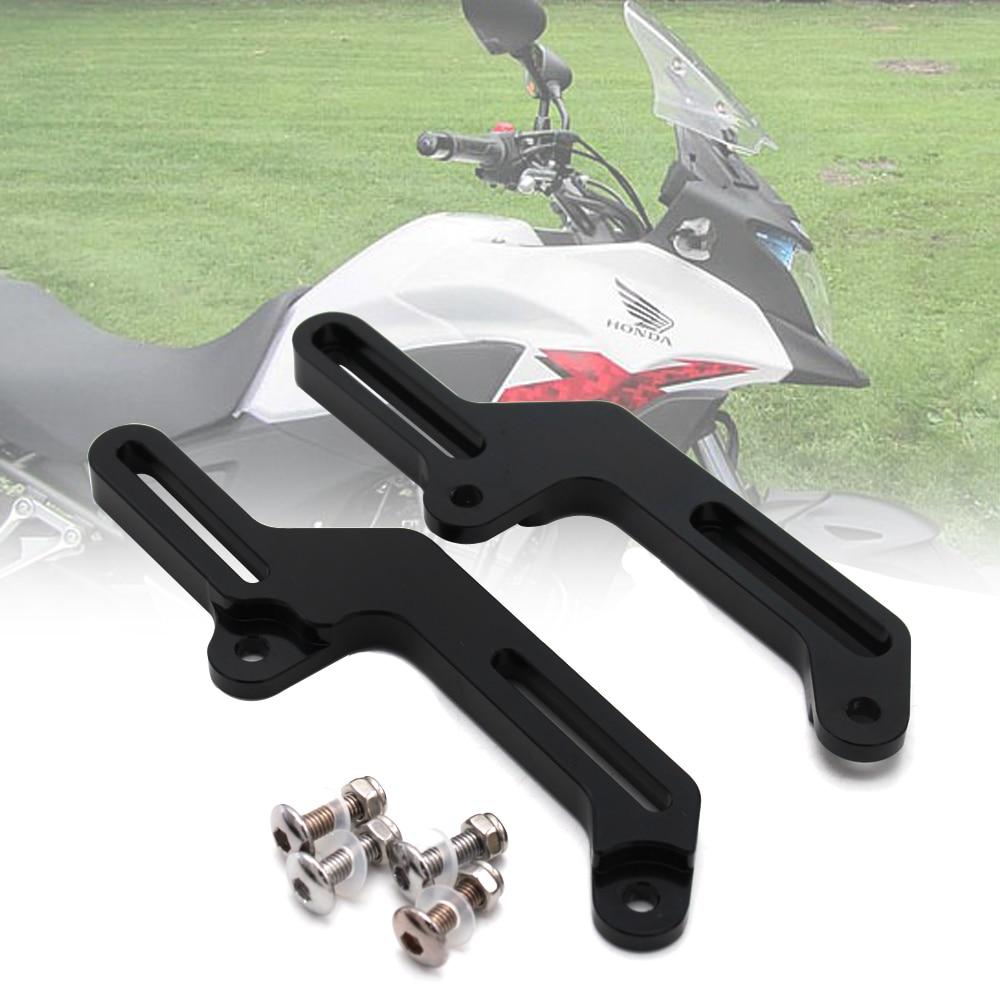 Motorcycle Windscreen Adjusters Airflow Adjustable Windscreen Wind For HONDA CB500 X CB500X CB 500 X 2013-2016 2015Motorcycle Windscreen Adjusters Airflow Adjustable Windscreen Wind For HONDA CB500 X CB500X CB 500 X 2013-2016 2015