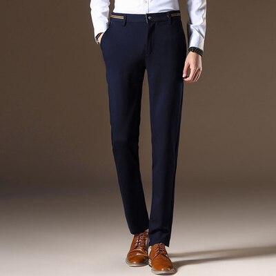Aliexpress.com : Buy 2016 high quality men suit pants man casual ...