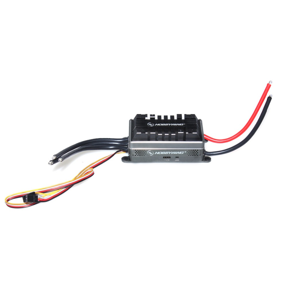 F17826 Hobbywing Platinum HV 200A V4 6-14S Lipo OPTO Brushless ESC for RC Drone Quadrocopter Heli copter mini drone rc helicopter quadrocopter headless model drons remote control toys for kids dron copter vs jjrc h36 rc drone hobbies