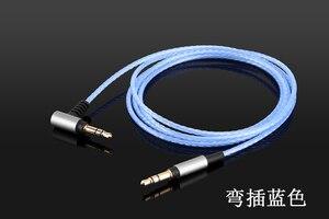 Image 2 - 4ft/6ft כסף מצופה אודיו כבל עבור SONY MDR XB950N1 MDR 1000X MDR 100AAP 100ABN XB950BT MDR 1A MDR 1ADAC 1ABP 1ABT אוזניות