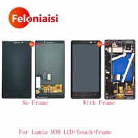 High Quality 5 0 For Nokia Lumia 930 Full Lcd Display With Touch Screen Digitizer Sensor