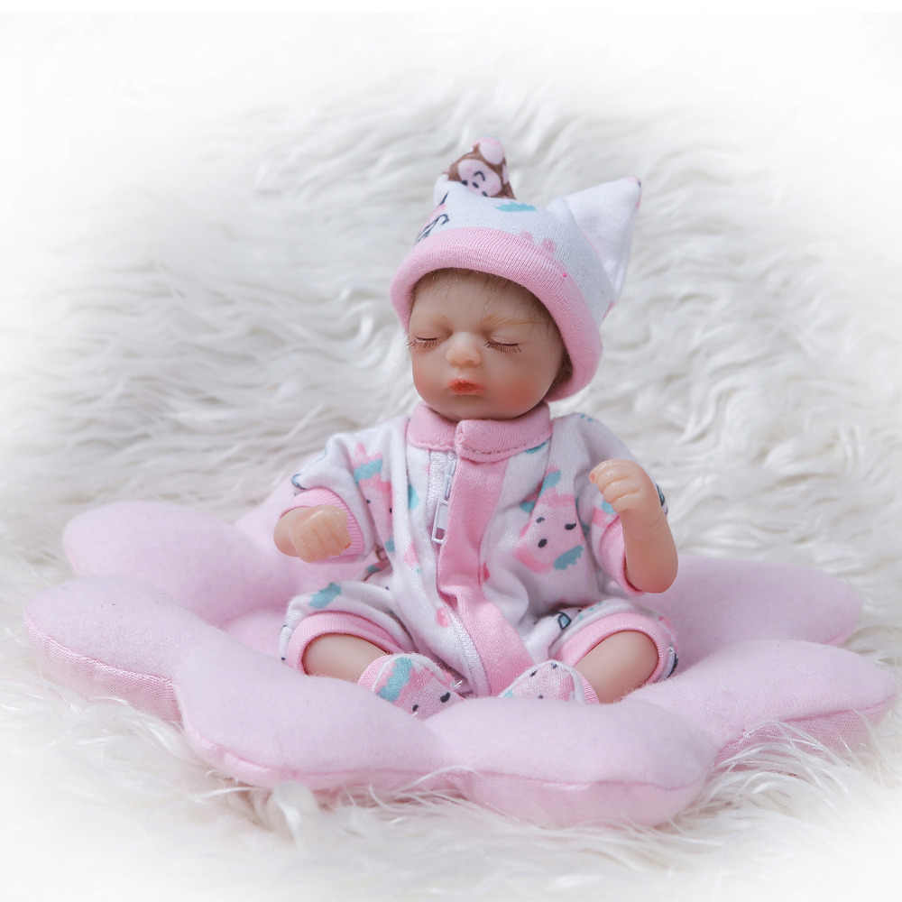 "8/"" VINYL BABY DOLL UNICORN LOVELY SOFT PLUSH TOUCH GENTLE CUTE LOVELY BODY 20CM"