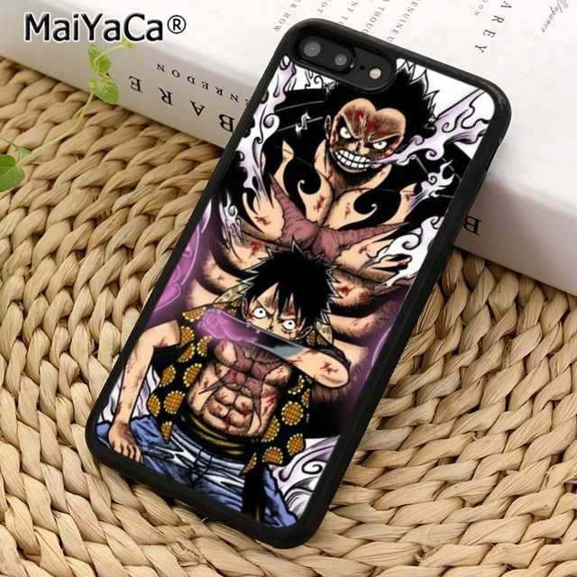 One Piece Monkey D Luffy Gear 3rd iphone case
