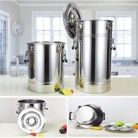 Spare Parts For Moonshine Still/Home Distiller: 25L 175L 304 Stainless Fermenter Tank Storage Food Milk Wine Beer Brewing Barrel