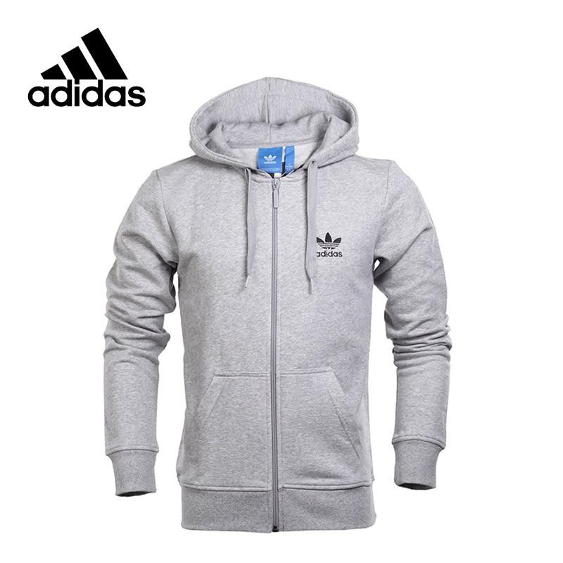 Original New Arrival Official Adidas TORSION FZ Men's Jacket Hooded Cotton Sportswear BQ3098/BQ3099 adidas new arrival 2017 original originals torsion fz men s jacket hooded sportswear bq3098 bq3099