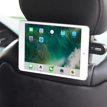APPS2Car Magnetic Headrest Mount Universal Back Seat Tablet Holder for Samsung Galaxy Tab S 8.4″ Tab Pro 8.4″ Tablet Kindle Fire