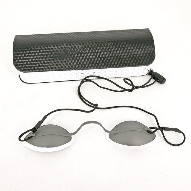 CE certificado Eyepatch Óculos de Proteção Do Laser Óculos de Segurança  óculos IPL máquina de salão 97974c9550