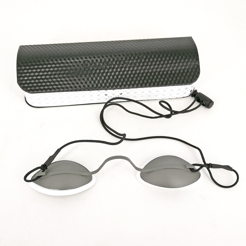 CE certified Eyepatch Glasses Laser Protection Safety Goggles IPL eyewear  intensive pulse light beauty saloon Clinic machine