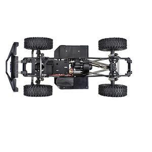 Image 4 - LeadingStar 313mm 12.3 אינץ בסיס גלגלים התאסף שלדת 1/10 RC הרכב SCX10 SCX10 השני 90046 90047