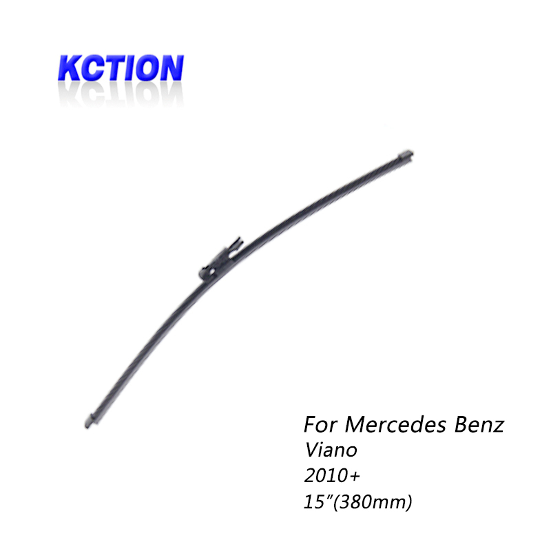 Car Windshield Rear Wiper Blade For Mercedes Benz Viano 2010 Rear wiper Natural rubber Car Accessory in Windscreen Wipers from Automobiles Motorcycles