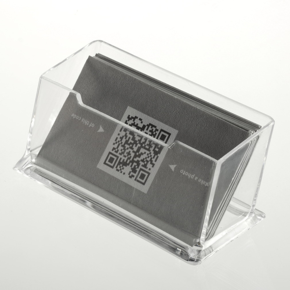 online  whole desktop business card holders from china