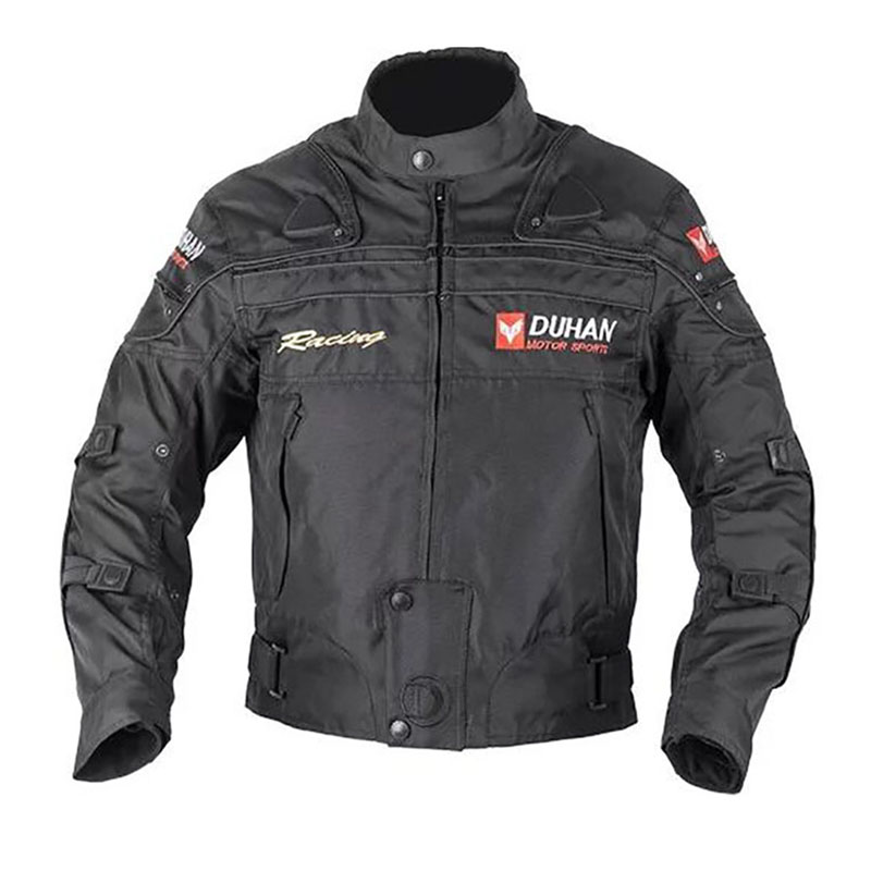 DUHAN Men s Motorcycle Jaqueta Oxford Jackets Cloth Waterproof Motorbike Riding Racing Moto Jacket Protector Clothing