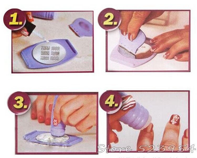 nail stamp scraper