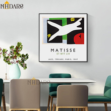 Matisse ET NYT lIV Canvas Painting Vintage Vogue Poster Pop Art Print Decoration Wall Picture for Living Room Home Decor