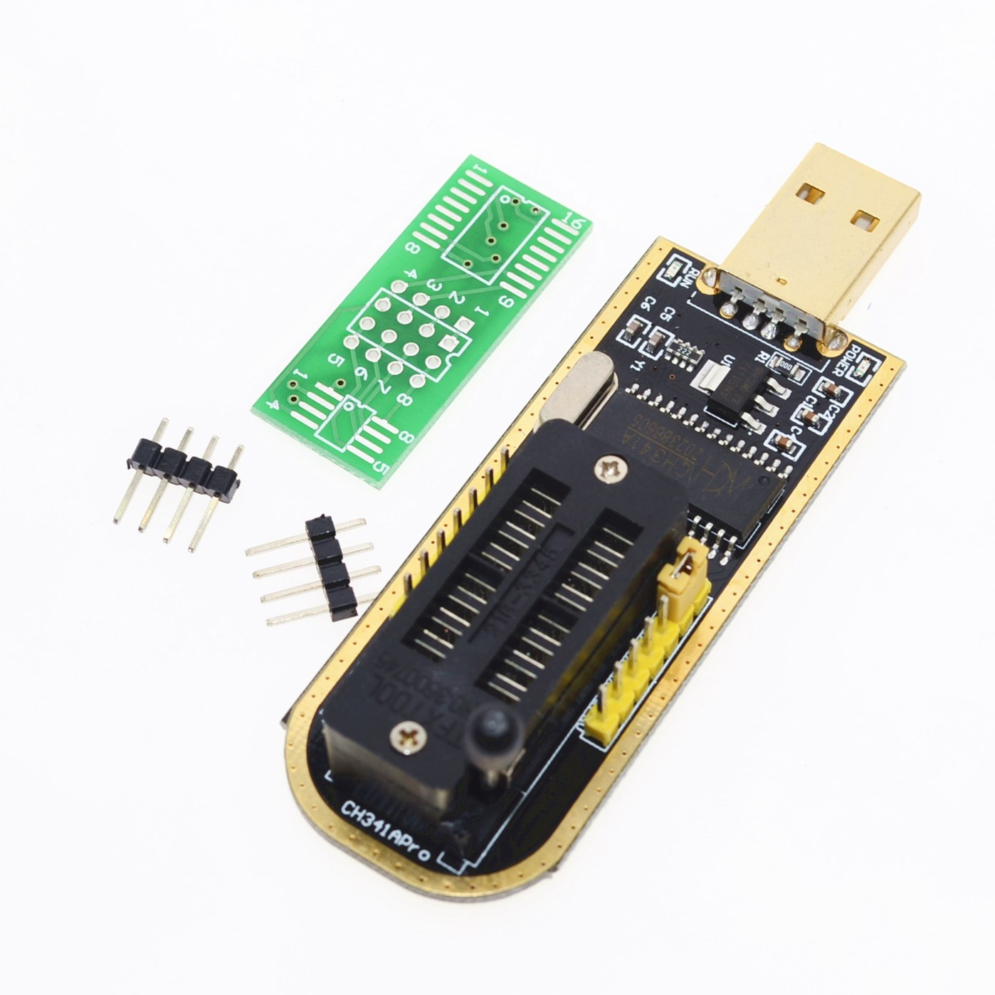 CH341A 24 25 Series EEPROM Flash BIOS font b USB b font Programmer with Software Driver