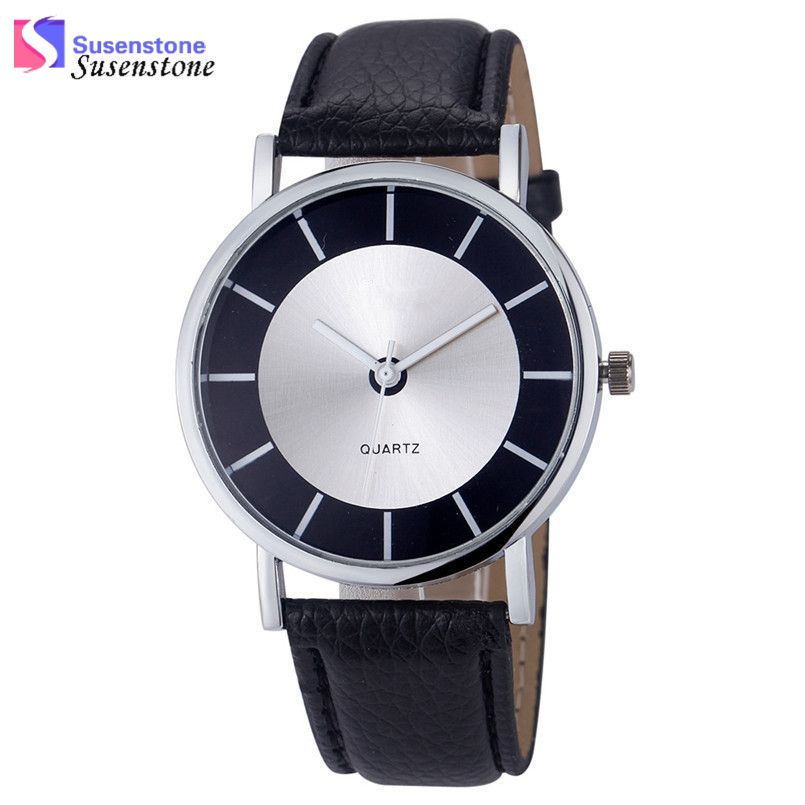Women Quartz Wrist Watch Fashion & Casual Polishing Dial Leather Band Analog Ladies Watches montre femme reloj mujer Hour Clock cheap wrist watch women now is a good time womens leather band analog quartz dial wrist watch ap8