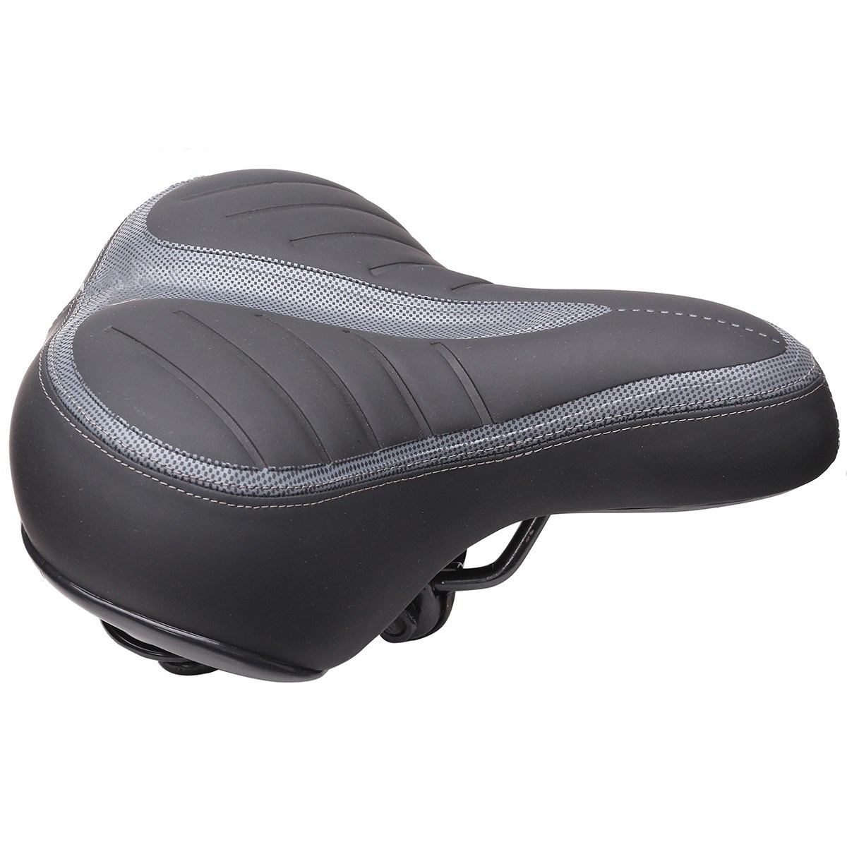 PU Leather Comfortable MTB Road Mountain Cycling Wide <font><b>Seat</b></font> Bicycle Saddle Mat Cushion Soft <font><b>Seat</b></font> Cover for Bike Bicycle parts