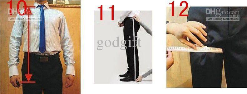 Wholesale -2014 New custom made groom tuxedos Shawl Collar two buttons white man\'s groom wedding suit 2014 prom suits for man