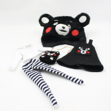 Kumamon Clothes & Accessories for Neo Blythe and Blyth Doll