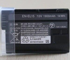 Image 3 - EN EL15 ENEL15 EN EL15 بطارية بطاريات حزمة لكاميرا نيكون D600 D610 D600E D800 D800E D810 D7000 7100 d750