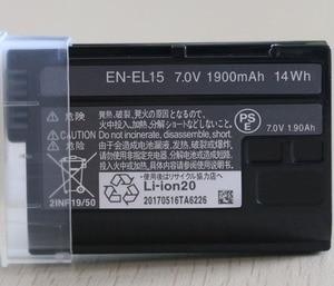 Image 3 - EN EL15 ENEL15 EN EL15 Pil Piller paketi Için nikon kamera D600 D610 D600E D800 D800E D810 D7000 7100 d750