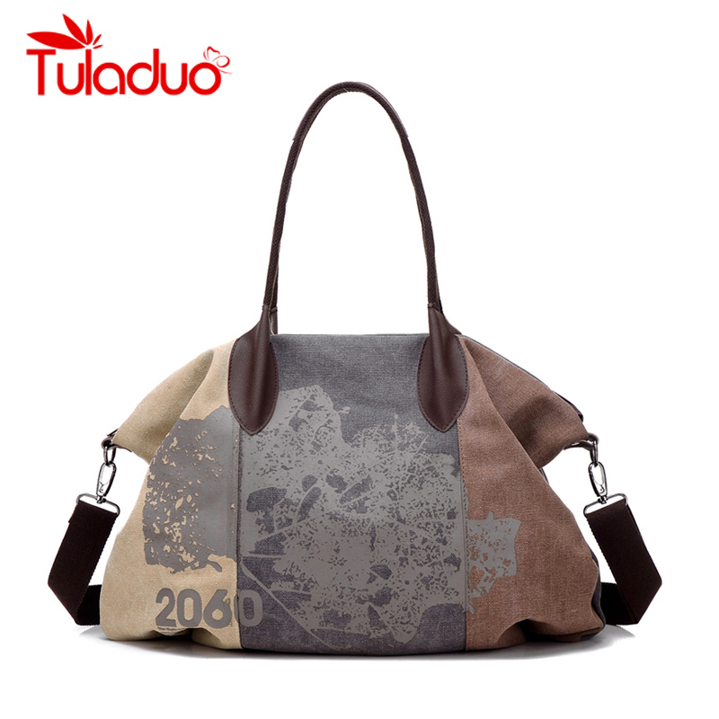 Bolsas Femininas 2018 Designer Handbags High Quality Casual Canvas Bag Women Handbags Sac Femme Tote Ladies Shoulder Hand Bag handbags women trapeze bolsas femininas sac lovely monkey pendant star sequins embroidery pearls bags pink black shoulder bag